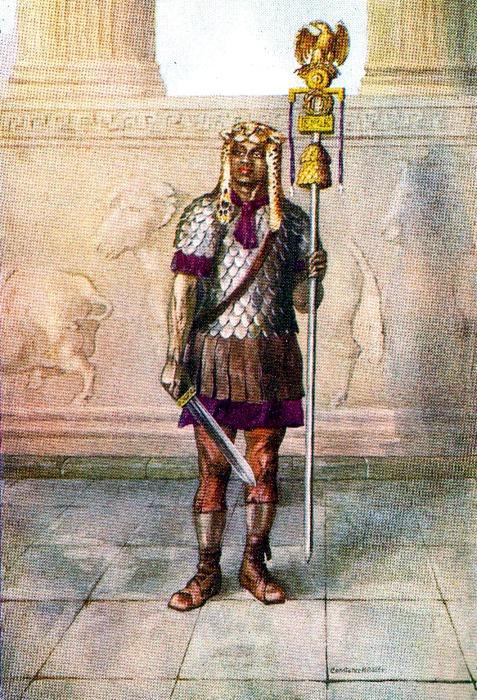 Waarom Veranderden De Romeinen Van Gevechtstactiek