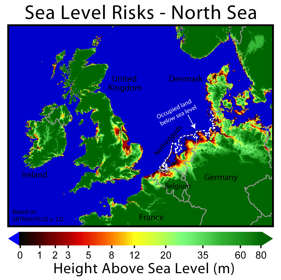 projected sea level rise map with Wat Gebeurt Er Met Nederland Als De Zeespiegel Stijgt on Americans In Danger From Rising Seas further Britain Flooding Atlantis Sea Level Rise Ice Caps Melt further Climate Change As A Threat To Humans in addition Climate Change And Sea Level Rise A Looming besides Dataset.
